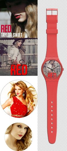 Taylor Swift Wrist Watch. IDR 85,000. Pilihan tali check -> http://pinterest.com/syfh/pilihan-tali-untuk-jam-tangan-wrist-watch/