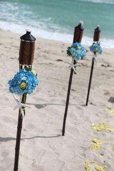 Intimate Beach Wedding By Gina + Ryan Photography   Beach, Wedding And  Weddings