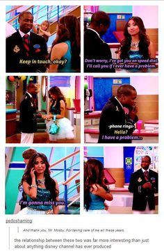 Yes I did cry when I watched the finale...sue me... What do I love the old Disney channel so much??