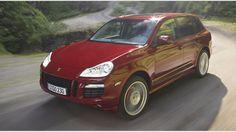 Porsche Cayenne GTS (2007) review