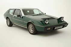 1979 Lotus Elite Series 1 type 83 4cyl lotus aluminium 16s 1983 Mi coupe, mi break