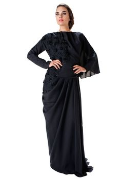 DAS COLLECTION | DUBAI - UAE | Abaya, Kaftan, Jalabiya, Dress, Designer Abayas, Fashion Shows, Signature Cut Abaya |