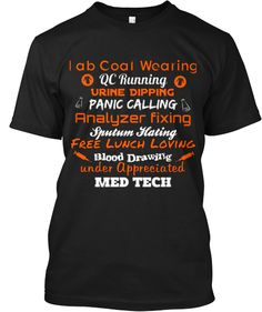 Med Tech Tee   Teespring