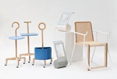 Designing for the elderly: No Country for Old Men by Francesca Lanzavecchia (Italy) and Hunn Wai (Singapore).