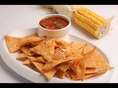 How to Make Homemade Nachos with Philips Air Fryer by Vahchef