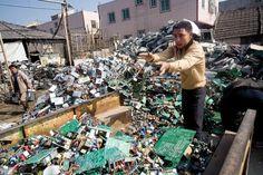 basura tecnologica - Buscar con Google