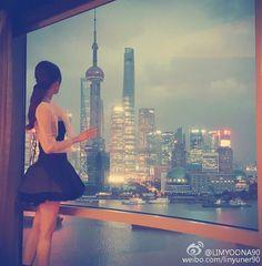 LIMYOONA90: 在上海幸福的时光✨