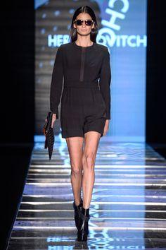 Minas Trend - Inverno 2015 - Herchcovitch http://www.guiajeanswear.com.br/