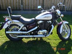 Honda VT 1100 C2 ace shadow 1996