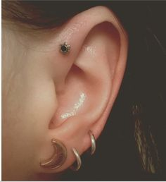 Multiple Ear Piercings: 30 Cool Combinations toCopy   StyleCaster