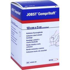 COMPRIHAFT JOBST Kurzzugbinde 10 cmx5 m:   Packungsinhalt: 1 St Binden PZN: 11295010 Hersteller: BSN medical GmbH Preis: 18,25 EUR inkl.…
