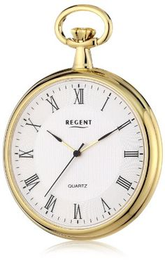 Regent Quartz Pocket Watch 11270008