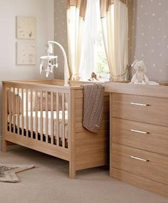 Mamas & Papas – Metropolis 2 Piece Set £700.00 Textured oak effect finish with brushed silver handles Contemporary styling with curved corners providing extra detail
