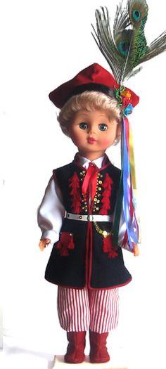 99d5fb816fd3c 36 beste afbeeldingen van Polish Volk Dolls - Folk costume, Poland ...