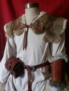 My viking outfit by El-Yohn