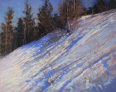 From the Easel of Barbara Jaenicke: Pastel CPR