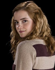 hermione will be her nephew James Sirius Potter's godmother. awh and Ron is the godfather