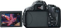EOS Rebel T3i 18.0-Megapixel DSLR Camera with 18-55mm Lens