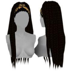 Turban Hair by Gramsims