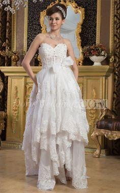Sweetheart Pleated Lace Wedding Dress #DorisWedding #beautiful #wedding #dresses #affordable #wedding #dresses #wedding #dress #styles #unique #wedding #dresses #backless #wedding #dresses #shop