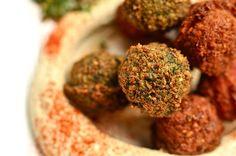 Exquisita receta de falafel, un gran alimento de sencilla preparación para veganos y vegetarianos.