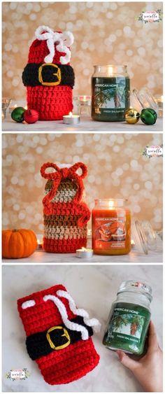 Crochet christmas gifts ideas