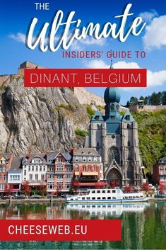 Apr 2019 - We share the top things to do in Dinant, Belgium and the surrounding area in Namur province, as well as the best restaurants in Dinant and where to stay to have a great weekend getaway in Belgium + a map to help you plan your road trip route Top Travel Destinations, Europe Travel Guide, Travel Guides, Holiday Destinations, European Destination, European Travel, Holland, Visit Belgium, Ardennes