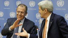 Bewegung im Syrien-Konflikt Amerika und Russland sprechen wieder - FAZ - Frankfurter Allgemeine Zeitung