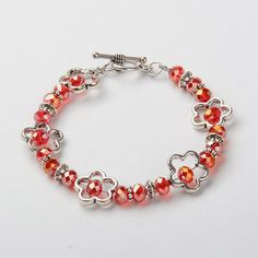PandaHall Jewelry—Glass Bracelets with Tibetan Style Beads | PandaHall Beads Jewelry Blog