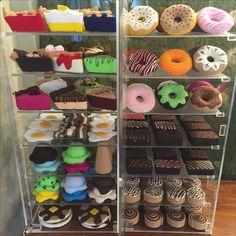 Felt Crafts Diy, Felt Diy, Paper Crafts, Fabric Crafts, Diy For Kids, Crafts For Kids, Felt Food Patterns, Felt Play Food, Deco Nature