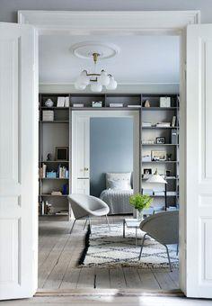 Airy and Serene Nordic Apartment in Copenhagen - NordicDesign