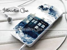 Tardis Doctor Who Smoke  iPhone 4/4s/5/5s/5c by InteractiveCase, $15.50