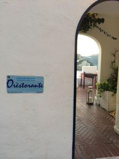 Orestorante #Ponza