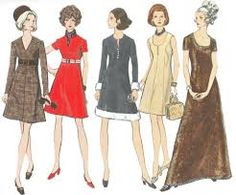Image result for yves st laurent in 60s