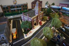 Mike and Arnie's stunning updates | Model railway layouts plans