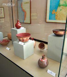 Museo de Sitio - Tambo Colorado