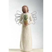 Willow Tree Welcome Angel