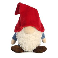 Gnome - With red Hat & blue Shirt - 16inch Listing in the Other,Bears,Dolls & Bears Category on eBid United Kingdom | 150591534