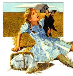 Charles Santore «The Wonderful Wizard of Oz»