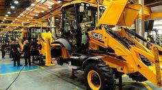 Las máquinas #JCB son armadas y personalizadas con gran calidad inglesa.