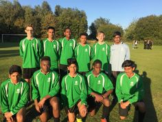 George Salter Academy Year 10 Football team! Well done tonight in your victory against ACE Academy!