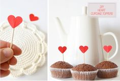 DIY Valentine gallery- I probably won't make any of these but they're all really cute