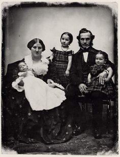 Family Portrait - Southworth and Hawes , c 1851