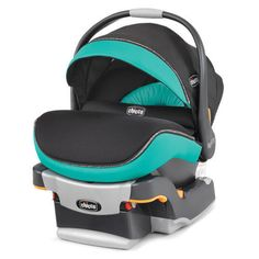 Chicco Key Fit Zip Infant Car Seat with Base , Emerald…