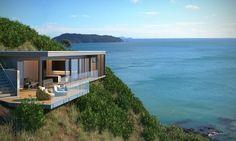 Tairua Home, Coromadel, New Zealand