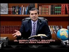 ¿Jesús y el Espiritu Santo son la misma persona? En La Mira de la Verdad
