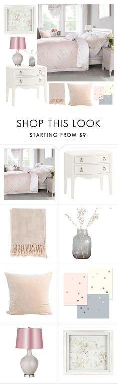 """""""Soft Dreams"""" by loveartrecyclekardstock ❤ liked on Polyvore featuring interior, interiors, interior design, home, home decor, interior decorating, Tommy Bahama, Surya, House Doctor and Alice Bosc"""