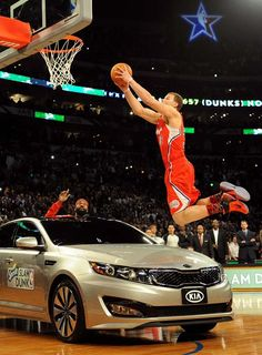 "NBA Kicks: 2011 NBA Sprite ""Slam Dunk"" Contest"