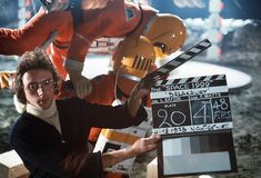 "See Cool ""Making Of"" Photos From The Forthcoming SPACE: 1999 Blu-Rays!!"
