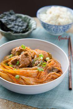 Braised Pork Ribs and Kimchi | Beyond Kimchee @Holly Elkins Elkins @Holly Elkins @Holly @Beyondkimchee